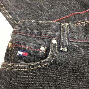 Tommy Hilfiger Jeans - Tommy Hilfiger Black Jeans Size 6